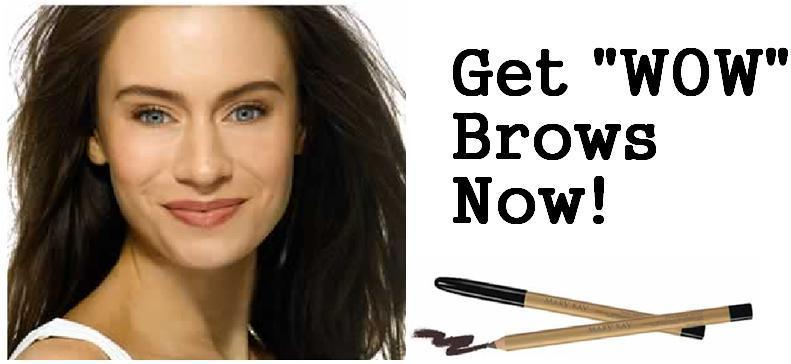 "Get ""WOW"" Brows Now! 
